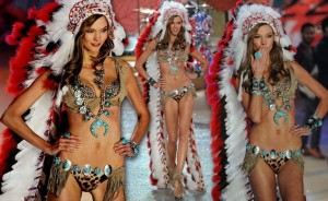 Victoria's Secret - Indian Headress