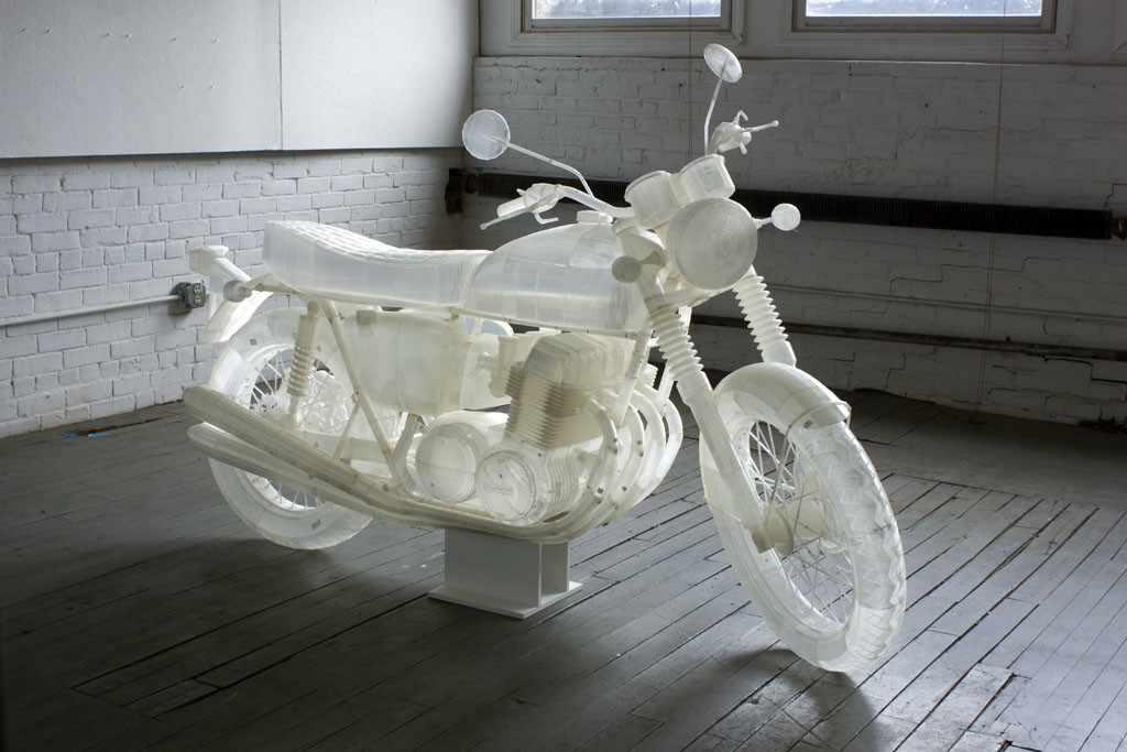 full 3d motorcycle